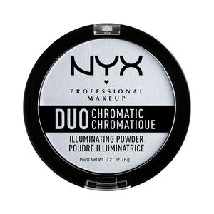 Duo Chromatic Illuminating Powder | NYX Cosmetics