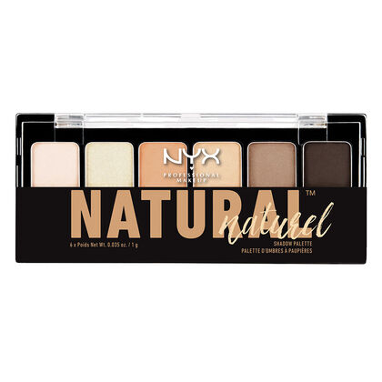 The Natural Shadow Palette