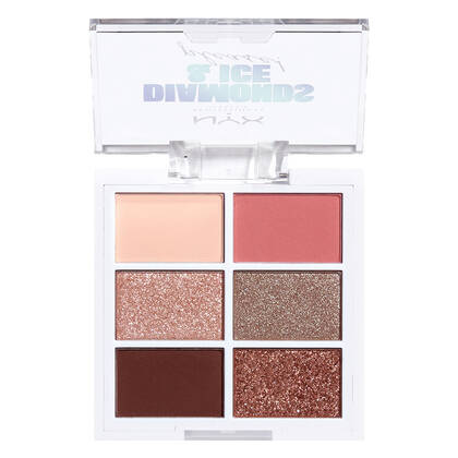 Diamonds & Ice, Please 6-Pan Shadow Palette