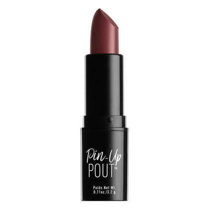Pin-Up Pout Lipstick Savage| NYX Cosmetics Canada