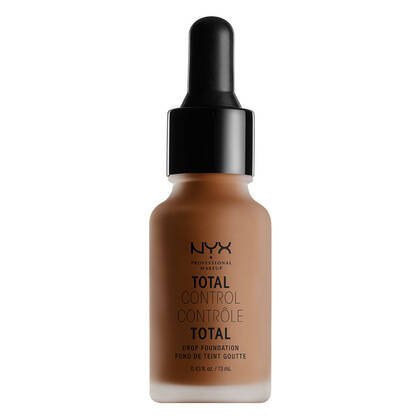 Total Control Drop Foundation Deep Rich | NYX Cosmetics