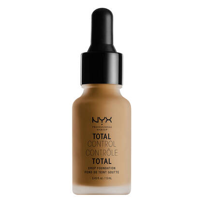 Total Control Drop Foundation Cappuccino | NYX Cosmetics