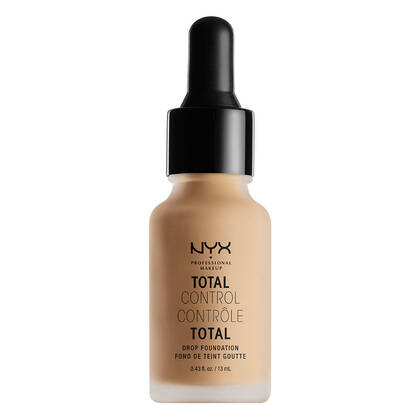 Total Control Drop Foundation Medium Olive | NYX Cosmetics