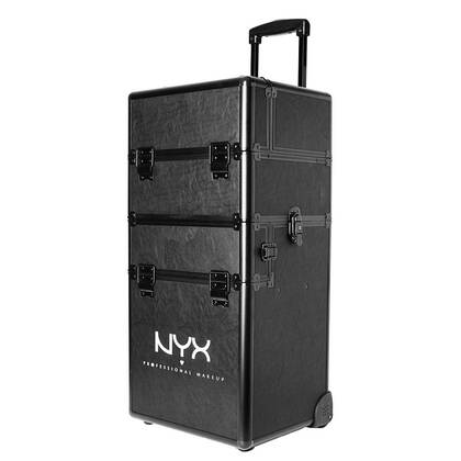 3 Tier Stackable Makeup Artist Train Case NYX Cosmetics