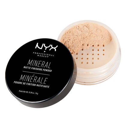 Mineral Finishing Powder