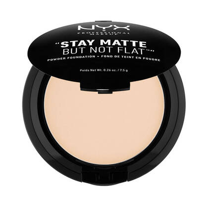 Stay Matte But Not Flat Powder Foundation Ivory | NYX Cosmetics
