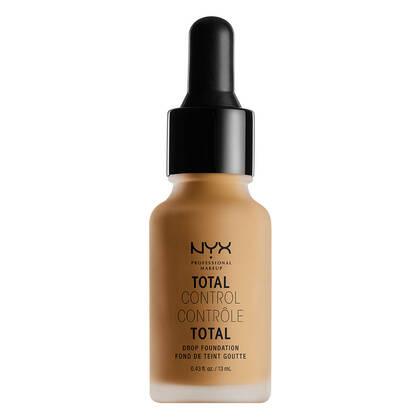 Fond de teint liquide Contrôle Total Golden Honey | NYX Cosmétiques