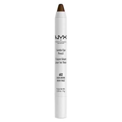 Jumbo Eye Pencil Dark Brown | NYX Cosmetics