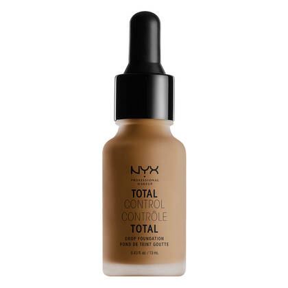 Total Control Drop Foundation Deep Sable | NYX Cosmetics