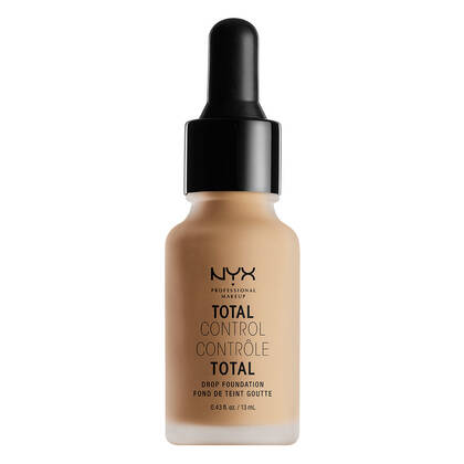 Total Control Drop Foundation Buff | NYX Cosmetics