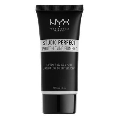 Studio Perfect Primer Clear | NYX Cosmetics