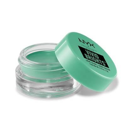 Vivid Brights Crème Colour Aqua Sapphire | NYX Cosmetics