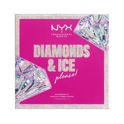 Diamonds & Ice, Please Mega Shadow Palette