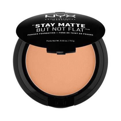 Stay Matte But Not Flat Powder Foundation Tawny | NYX Cosmetics
