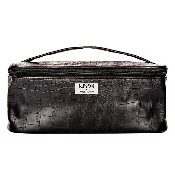 1d19b4885b6a Black Croc Zipper Case. Price    35.00