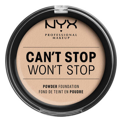 CAN't STOP WON'T STOP PRESSED POWDER