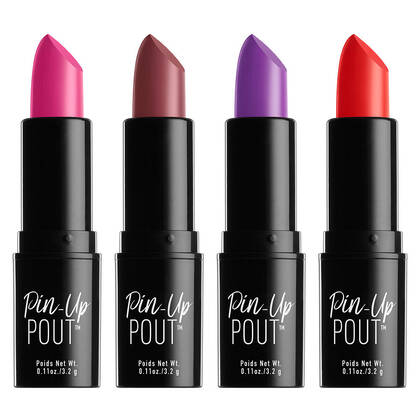 Pin-Up Pout Lipstick NYX Cosmetics
