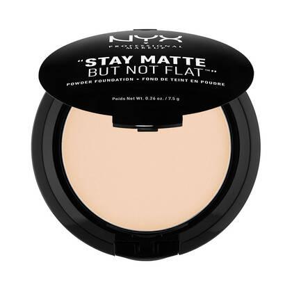 Stay Matte But Not Flat Powder Foundation Ivory | NYX Cosmetics