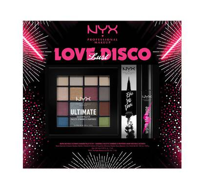 LOVE LUST DISCO ULTIMATE SHADOW PALETTE KIT