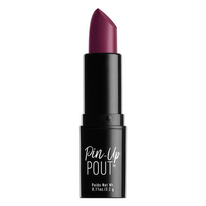 Pin-Up Pout Lipstick Flashy | NYX Cosmetics Canada