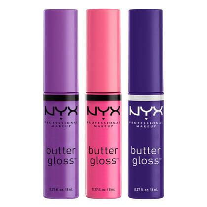Brillants à lèvres Ultra-Crémeux, ensemble 8