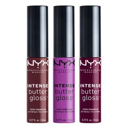 Intense Butter Gloss Set 4