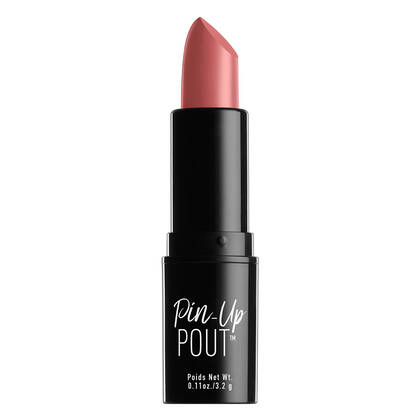 Pin-Up Pout Lipstick Boundless | NYX Cosmetics Canada