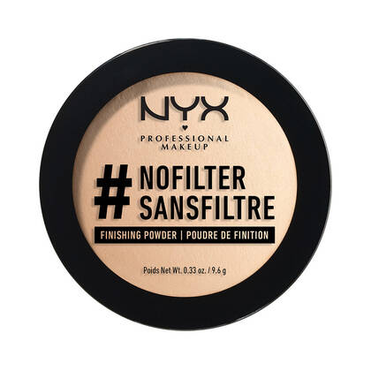 nofilter Finishing Powder NYX Cosmetics