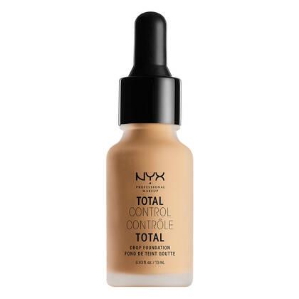 Total Control Drop Foundation True Beige | NYX Cosmetics