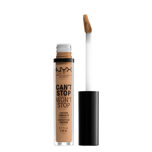 6106f2299a2e0 CAN T STOP WON T STOP LIGHTWEIGHT FULL-COVERAGE WATERPROOF CONCEALER