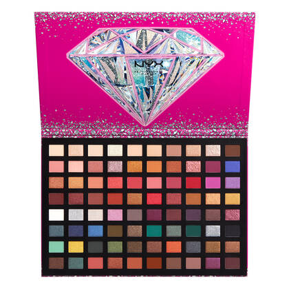 Diamonds & Ice, Please Ultimate 80 Pan Artistry Palette