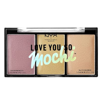 LOVE YOU SO MOCHI PALETTE ILLUMINANTE