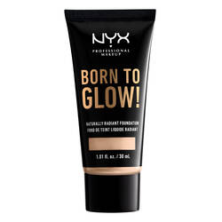 BORN TO GLOW! NATURALLY RADIANT FOUNDATION