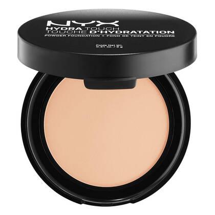 Hydra Touch Powder Foundation Buff Beige NYX Cosmetics