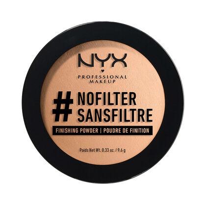 nofilter Finishing Powder NYX Cosmetics