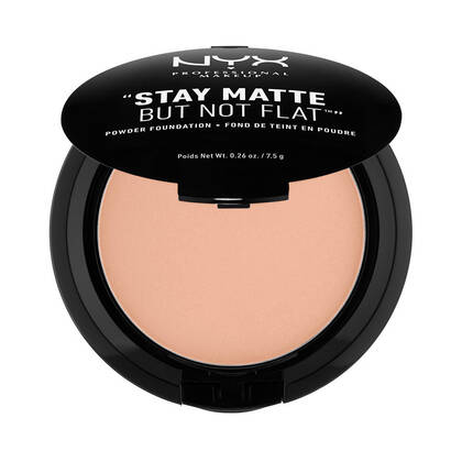 Stay Matte But Not Flat Powder Foundation Medium | NYX Cosmetics
