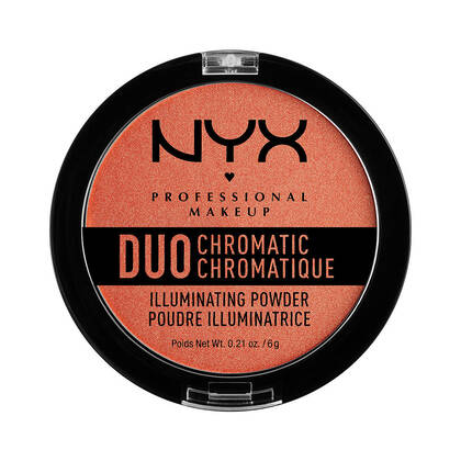 Duo Chromatic Illuminating Powder Synthetica | NYX Cosmetics