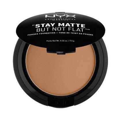 Stay Matte But Not Flat Powder Foundation