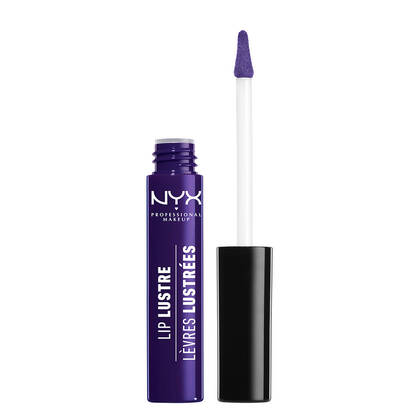 Lip Lustre Glossy Lip Tint Dark Magic NYX Cosmetics