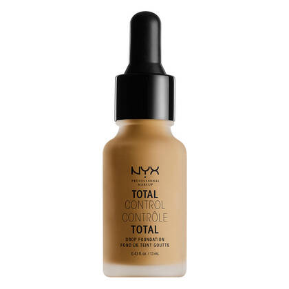 Total Control Drop Foundation Caramel | NYX Cosmetics