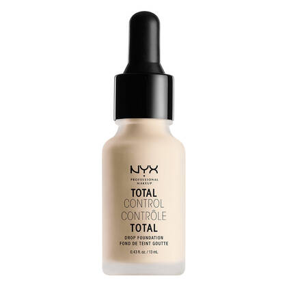 Total Control Drop Foundation Pale | NYX Cosmetics