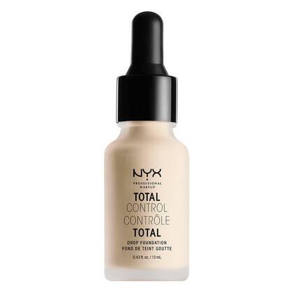 Fond de teint liquide Contrôle Total Pale | NYX Cosmétiques
