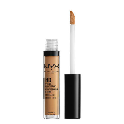 HD Photogenic Concealer Wand Deep Golden NYX Cosmetics