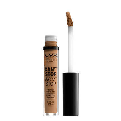 CAN'T STOP WON'T STOP LIGHTWEIGHT FULL-COVERAGE WATERPROOF CONCEALER