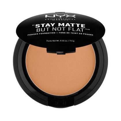 Stay Matte But Not Flat Powder Foundation Chestnut | NYX Cosmetics