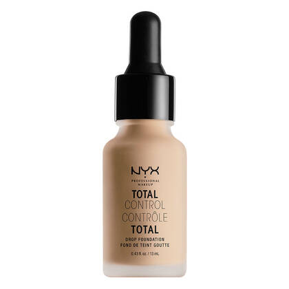 Total Control Drop Foundation Natural | NYX Cosmetics