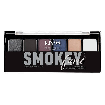 The Smokey Shadow Palette