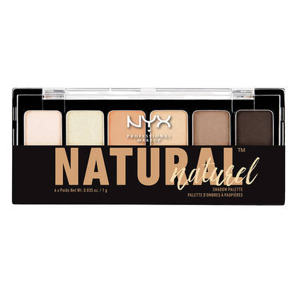 La Palette de Maquillage Naturel