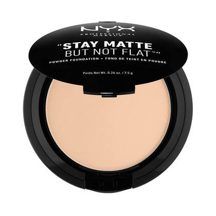 Stay Matte But Not Flat Powder Foundation Nude Beige | NYX Cosmetics