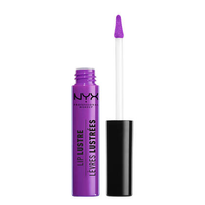 Lip Lustre Glossy Lip Tint Violet Glass NYX Cosmetics